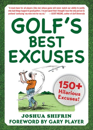 Golf's Best Excuses book image