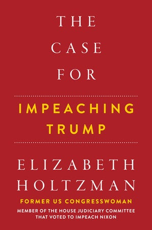 The Case For Impeaching Trump book image