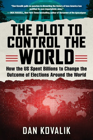 The Plot to Control the World book image