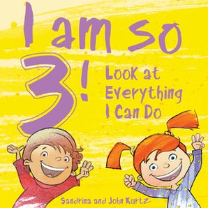 I Am So 3! book image