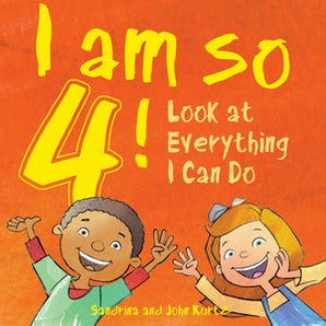I am so 4! book image