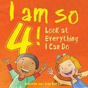 I Am So 4! book image