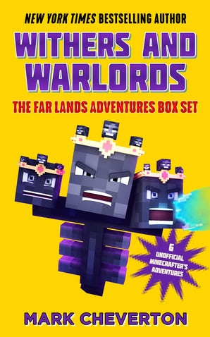 Withers and Warlords: The Far Lands Adventures Box Set book image