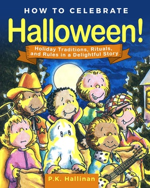 How to Celebrate Halloween! book image