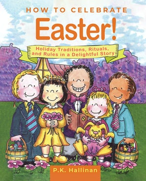 How to Celebrate Easter! book image