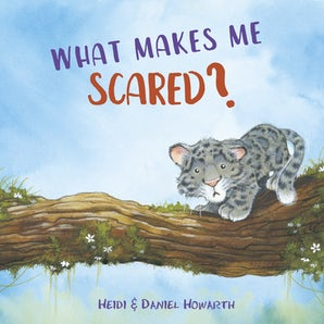 What Makes Me Scared? book image