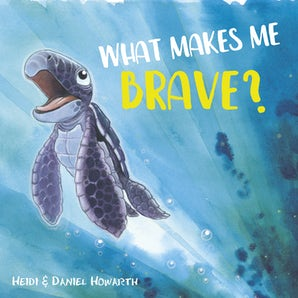 What Makes Me Brave? book image