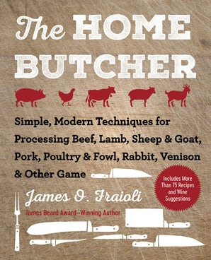 The Home Butcher book image