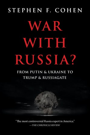 War with Russia book image