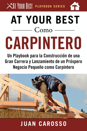 At Your Best Como Carpintero book image