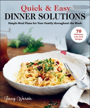 Quick & Easy Dinner Solutions book image