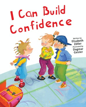 I Can Build Confidence book image