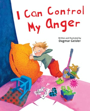 I Can Control My Anger book image