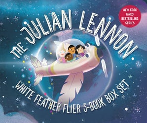The Julian Lennon White Feather Flier 3-Book Box Set