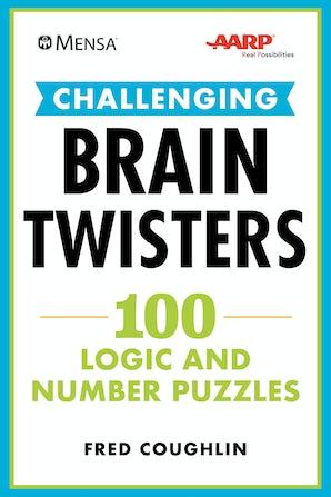Mensa® Challenging Brain Twisters book image