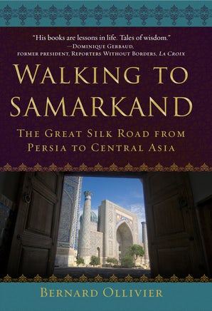 Walking to Samarkand book image