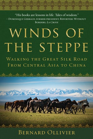 Winds of the Steppe book image
