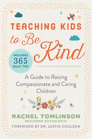 Teaching Kids to Be Kind book image