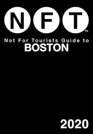 Not For Tourists Guide to Boston 2020