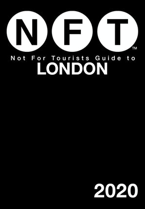 Not For Tourists Guide to London 2020