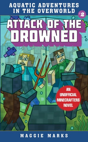Attack of the Drowned book image