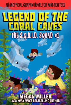 The Legend of the Coral Caves