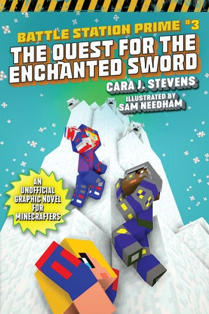 The Quest for the Enchanted Sword book image