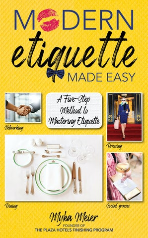 Modern Etiquette Made Easy book image