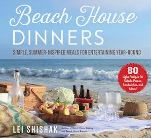 Beach House Dinners book image