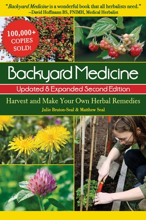 Backyard Medicine Updated & Expanded Second Edition book image