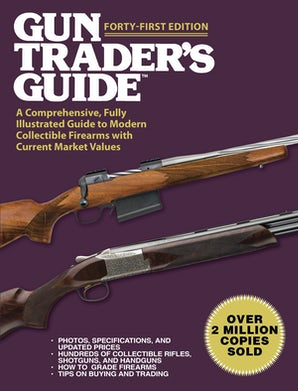 Gun Trader's Guide, Forty-First Edition book image