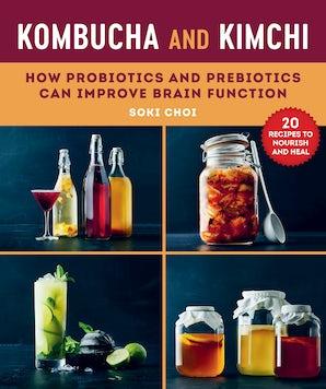 Kombucha and Kimchi book image