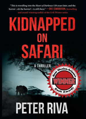 Kidnapped on Safari book image