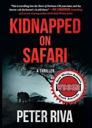 Kidnapped on Safari book image