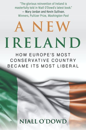 A New Ireland book image