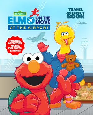 Sesame Street At the Airport book image