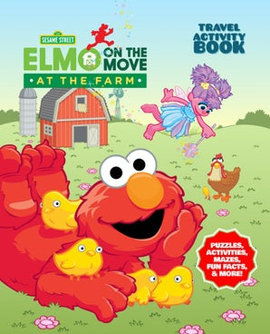 Sesame Street At the Farm book image