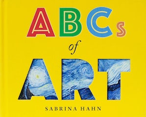 ABCs of Art book image