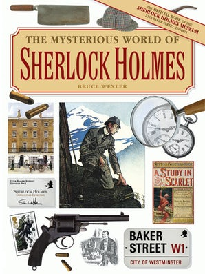 The Mysterious World of Sherlock Holmes book image