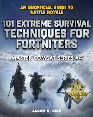 101 Extreme Survival Techniques for Fortniters book image
