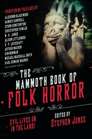 The Mammoth Book of Folk Horror book image