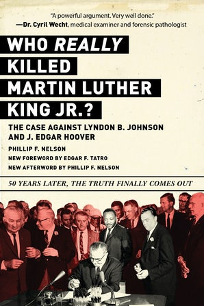 Who REALLY Killed Martin Luther King Jr.? book image