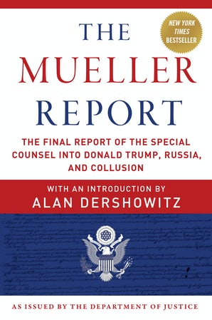 The Mueller Report book image