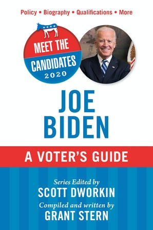 Meet the Candidates 2020: Joe Biden book image