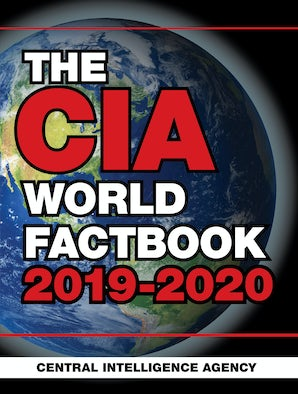 The CIA World Factbook 2019-2020 book image