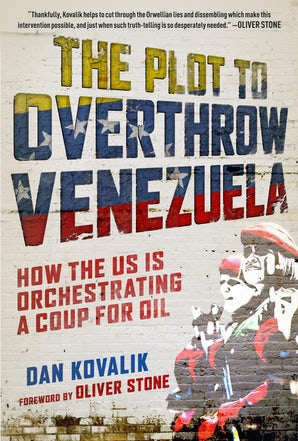 The Plot to Overthrow Venezuela book image