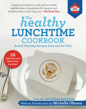 The Healthy Lunchtime Cookbook book image