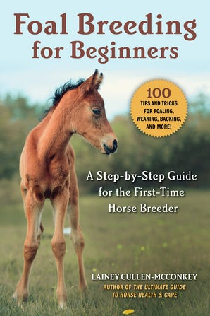 Foal Breeding for Beginners book image