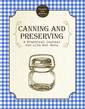 Canning and Preserving book image