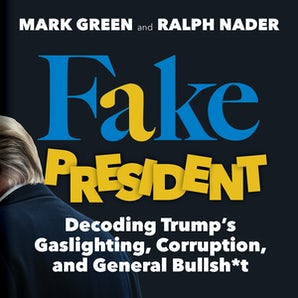 Fake President book image